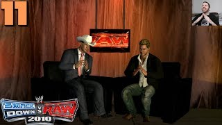 WWE SmackDown vs. Raw 2010: Road to WrestleMania #11