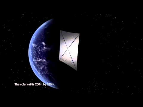 NASA wants to reach the edge of our solar system with a 25 mile electrostatic solar sail
