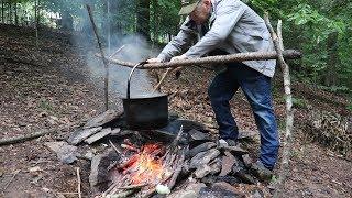 Best Camping Meal - Japanese Pork Stew (Nabe) - Super Easy