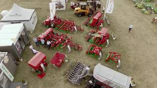 Agro-Tom XX Agro Show 2018 BEDNARY