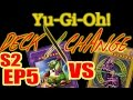 Master of Otterz Vs.Dark Magician - Yu-Gi-Oh Deck Exchange w/ Deadleg - Season 2 Episode 5