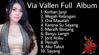 Download Mp3 Koleksi Via Vallen Terbaru Hit 2019 Full Album