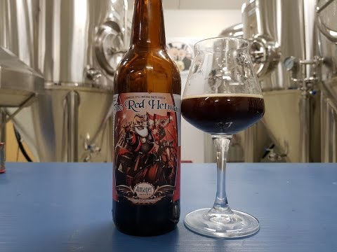 Amager The Red Hetman Imperial Baltic Porter By Amager Bryghus & Pracownia Piwa | Danish Craft Beer