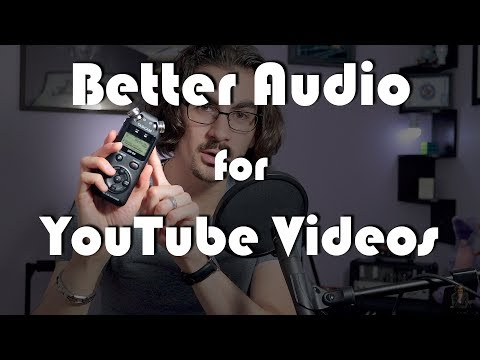 Portable Audio Recorders tips & tricks | Audio 101 for Video Creators