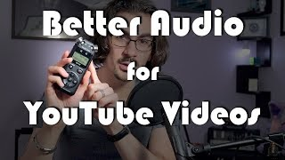 Portable Audio Recorders tips & tricks | Audio 101 for Video Creators