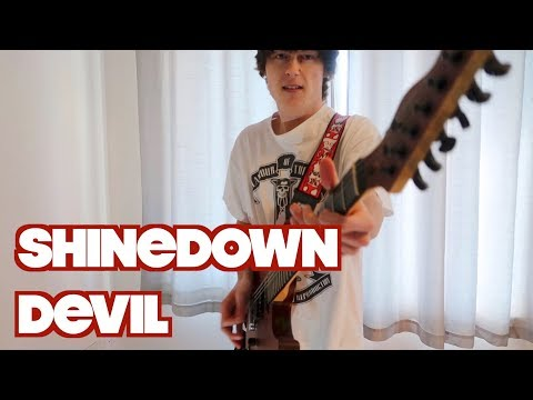 "Cover Lagu SHINEDOWN - ""DEVIL"" - Guitar Cover STAFABAND"
