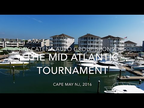 Mid Atlantic Tournament Cape May NJ, 2016