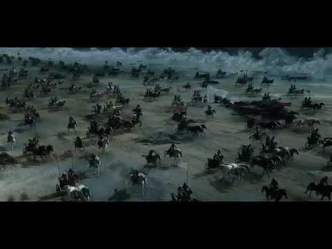 映画「エクソダス:神と王」予告編