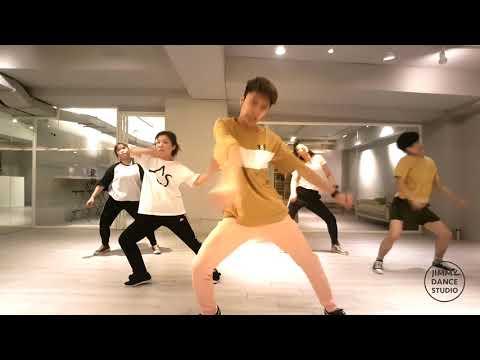 20180507 Jazz Funk Choreographer by Randy /Jimmy Dance Studio