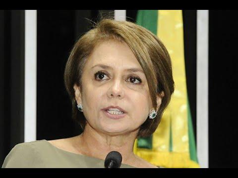 Ângela Portela defende incorporação de servidores de Roraima à União