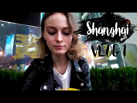 MOVING TO SHANGHAI / VLOG 1