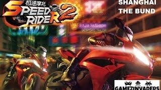 Speed Rider 2 Arcade Moto Racer Shanghai The Bund Track