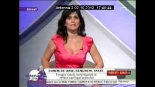 Tratamentul modern al artrozei si osteoporozei(Emisiunea Traieste sanatos, difuzata la Antena 2, in care dr. Mihaela Mihail, medic primar recuperare medicale in clinica LaurusMedical explica metodele ..., 2014-02-25T12:34:54.000Z)