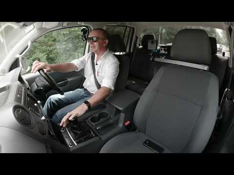 Review and Virtual Video Test Drive In Our 2012 Volkswagen Amarok 2 0 BiTDI Trendline Sel Pickup 4MO