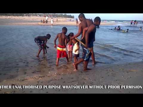 Apwoka's family Congo Beach video