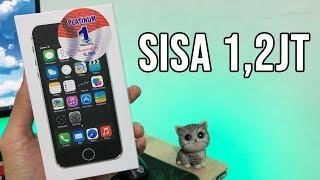 Iphone 5s Refurbish Harganya sisa 1,2jt wkwkwk