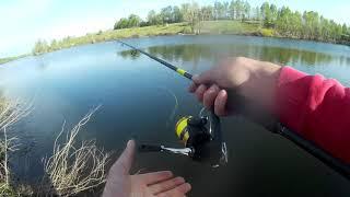 Рыбалка на щуку в мае
