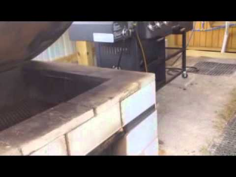 DIY Barbecue Pit