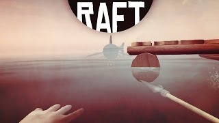 RAFT - PREDATOR BECOMES THE PREY!! (Raft Game / Raft Gameplay)