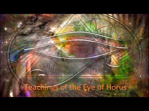 Eye of Horus Transmissions ~ The Trinity Lords Shield of Light and the Inner Tree of Life