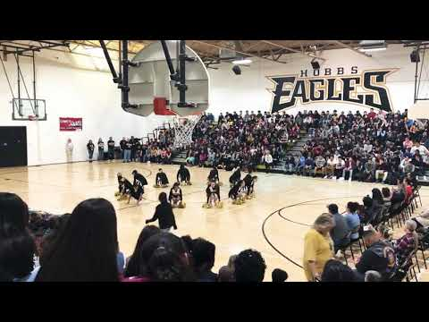 Heizer Middle School Assembly/ Cheerleaders ????