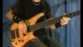eXtreme Hard Rock Bass Promo Video - Giorgio Terenziani