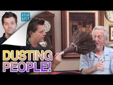 Dusting People!