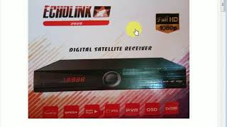 Echolink El 7777 Hd Receiver Software