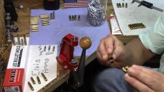 how to make 300 blackout brass from 222 556 brass
