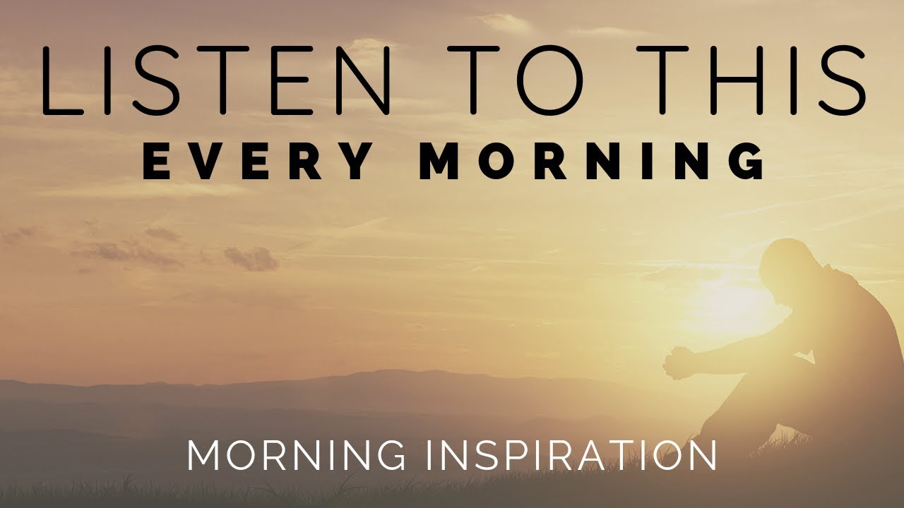 SPEND TIME WITH GOD EVERY DAY! | Listen To This Every Morning