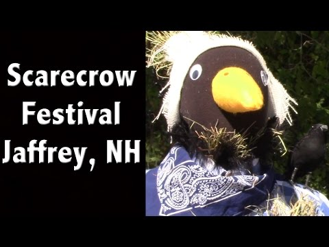 Scarecrow Festival - Jaffrey - New Hampshire Tourism