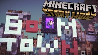 Minecraft Story Mode - Welcome to BOOMTOWN! - Episode 2 [1]
