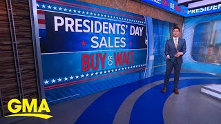 The best Presidents Day deals and discounts   GMA