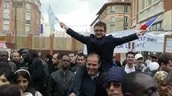 Non à la fermeture de la mosquée de Montrouge par le maire ! Manifestation du 27 avril 2013