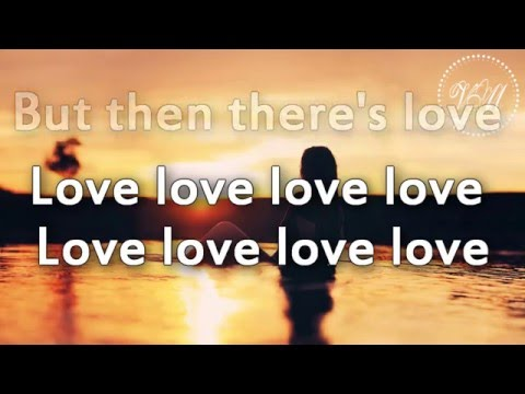 Frank Pierce - There's Love (ft. Hasan) (Official Lyric Video)