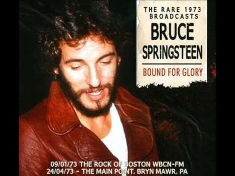 Bruce Springsteen - Bishop Danced (Live Broadcast Jan 1973) Mp3