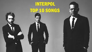 Top 10 Interpol Songs chords | Guitaa.com
