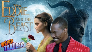 EDDIE AND THE BEAST Weird Trailer | BEAUTY and the BEAST spoof (feat. @EDDIEMURPHY) by Aldo Jones