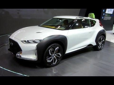 2015 Hyundai Enduro Concept Youtube
