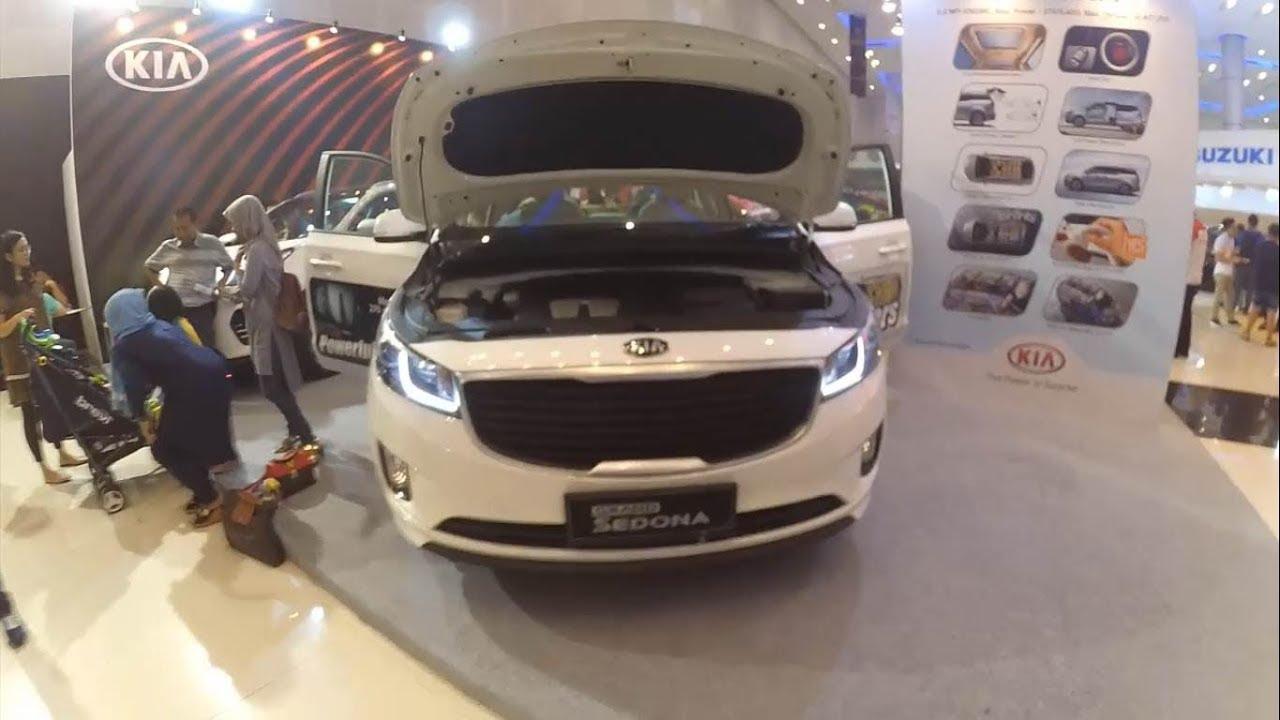All New 2017 Kia Sedona 11 Seater