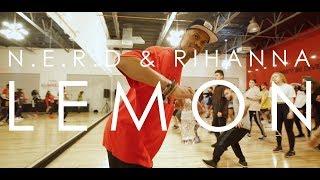 Master Class | Phil Wright | N.E.R.D & Rihanna - Lemon