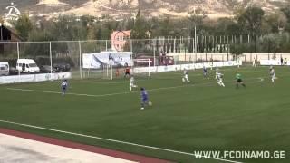 FC WIT-Georgia 0:1 FC Dinamo Tbilisi [HIGHLIGHTS]