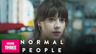 Spotting Your Ex In The Supermarket | Normal People On iPlayer Now