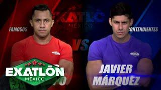 ¡TITANES! Jahir Ocampo VS Javier Márquez en GRAN duelo | Exatlón México