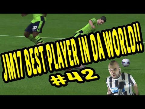 JM17 BEST PLAYER IN FIFA 14 Career Mode #42