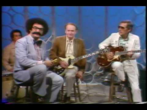 Les Paul & Chet Atkins 1978-07-05 NYC NBC Today Show Pt1