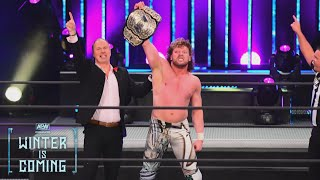 Jon Moxley's AEW Championship Run Comes to a Shocking End | AEW Dynamite Winter is Coming, 12/2/20