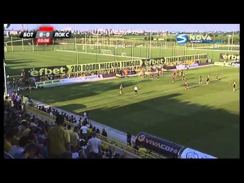 Botev Plovdiv 0-2 Lokomotiv Sofia