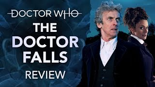 Doctor Who: 10.12 The Doctor Falls - Review