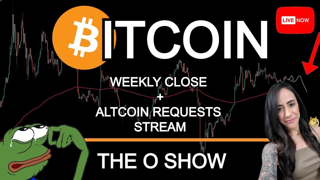 Bitcoin Weekly Close and Altcoin Requests